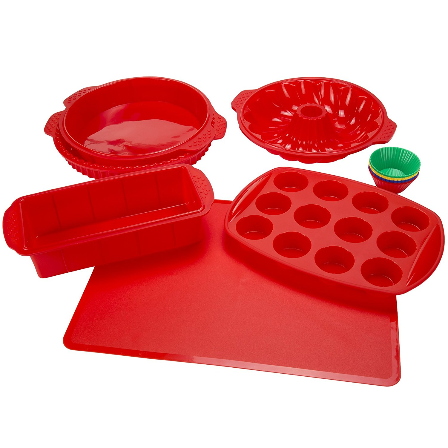 Silicone Baking Dishes