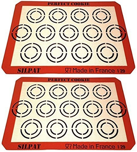 Silpats Silicon Baking Mats