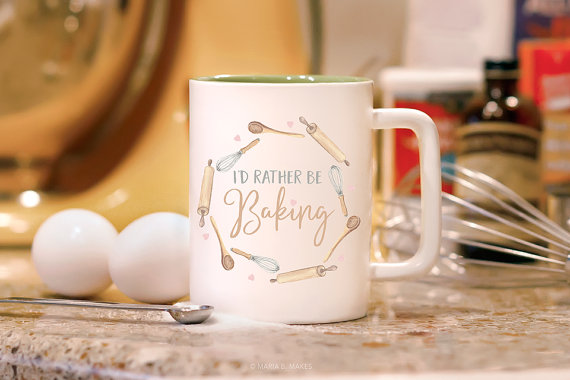 The Perfect Mug For Bakers